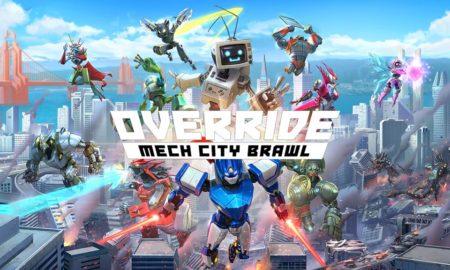 Override: Mech City Brawl sort le 4 décembre