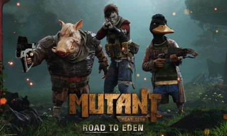 Les Tests de Mutant Year Zero: Road to Eden