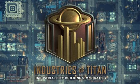 Industries of Titan dispo en early access
