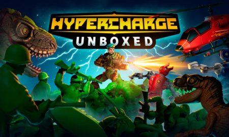 HYPERCHARGE: Unboxed sort d'Early Access
